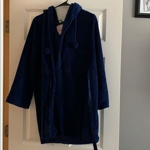 Other - Navy Blur Target Robe